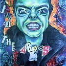 Into The Abyss by DreddArt
