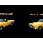 1969 PLYMOUTH BARRACUDA CONVERTIBLE MUG by ✿✿ Bonita ✿✿ ђєℓℓσ