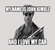 MY NAME IS JOHN KIMBLE by greatbritton99