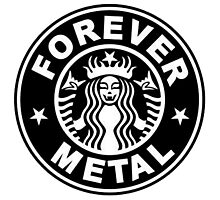 Forever Metal Photographic Print