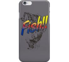 Fish! iPhone Case/Skin