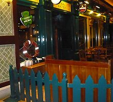 Indoor/Outdoor Irish Pub by Snoboardnlife