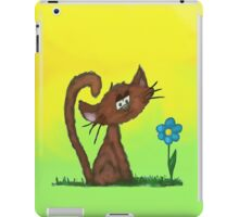 Cat! iPad Case/Skin