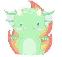Dragon by -Cookie-