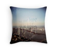 Even if very small Throw Pillow