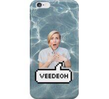 "Hannah's ""VEEDEOH"" iPhone Case/Skin"