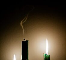 Smoking by Eddy Charlton