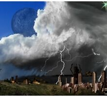 Forbidden History, Noah - www.jbjon.com by Jonathan Baldock