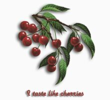 Cherries  by Janna  Nendels