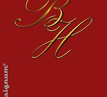 BH_04 monogrammed things by MONOSIGNUM