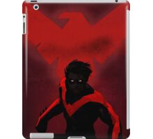 Red Nightwing  iPad Case/Skin