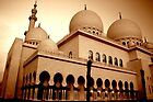 Grand Mosque - Abu Dhabi by lallymac