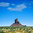 Monument Valley by Randy Brown