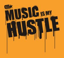 ghettostar music hustle BLACK by ghettostar