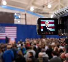 Videotaping Bill by welchbelch