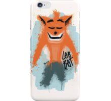 Lab Rat Crash iPhone Case/Skin