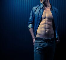 Model Adam Michael, August by EmeraldRaindrop