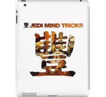 Jedi Mind Tricks iPad Case/Skin