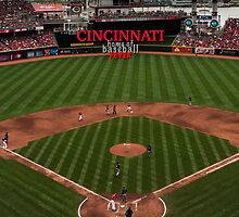 Cincinnati Home of Baseball Fever by don thomas