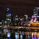 Yarra River by melbourne