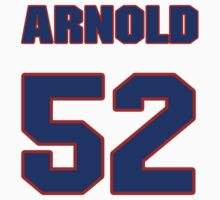 National baseball player Jamie Arnold jersey 52 by imsport