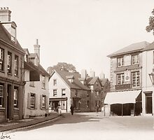High Street, Storrington, Sussex. by CentenaryImages