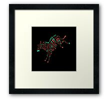 A Tribe Called Quest Kick It Framed Print