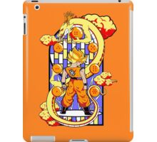 Legend of the Dragonballs iPad Case/Skin
