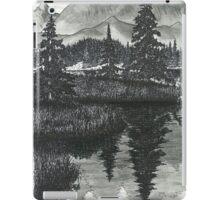 Wilderness Reflections - www.jbjon.com iPad Case/Skin
