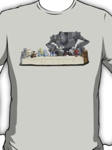The Last Robot Supper T-Shirt