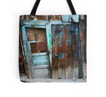 Falling Door Tote Bag