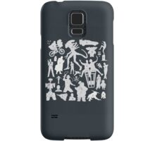 80s Movies A to Z Samsung Galaxy Case/Skin