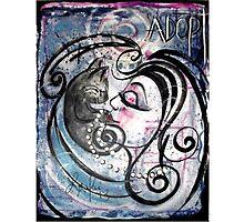 Cat Art Adoption Advocate Loralai by LoralaiOriginal