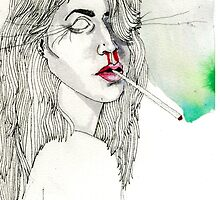 Teenage Dirtbag by Alessandra Antonelli