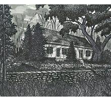 Fallbrook House - www.jbjon.com by Jonathan Baldock