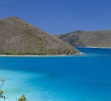 Leinster bay USVI by Jerry  Mumma