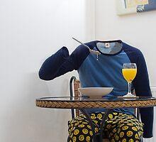 Invisible Breakfast by Michael Walton