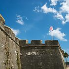 castillo de San Marcos by Kevin Williams
