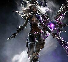 Phone Case  - Irelia League of Legends by AcademiaLoL