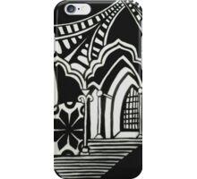 French Gothic Architechture, Doorways and Stairways! iPhone Case/Skin