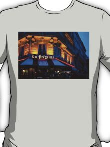 Impressions of Paris - Latin Quarter Night Life T-Shirt