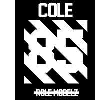 No Role Modelz Photographic Print