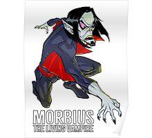 Morbius the living vampire 2 Poster