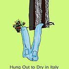 Italian Travel Sketches ~ a calandar by James Lewis Hamilton