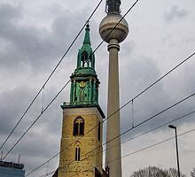 Berlin by CJVisions