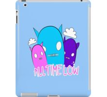all time low monsters iPad Case/Skin