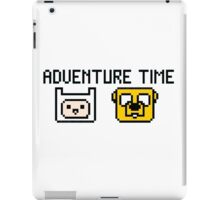 Pixel adventure time iPad Case/Skin