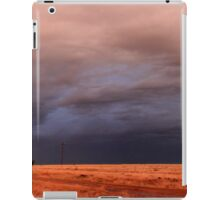 The opposite side of the sunset, 1 December 2011, Free State, South Africa  iPad Case/Skin