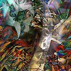 Marble Jungle II by Beatrix M Varga