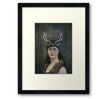Mid Winter Framed Print